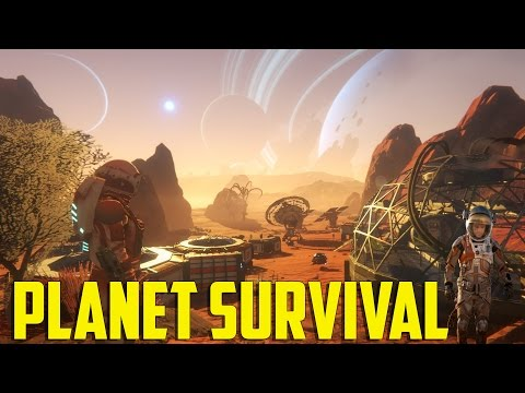 Osiris: New Dawn - Planet Survival