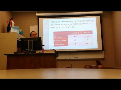 Applied Research Methods Presentation