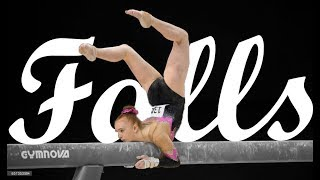 Falls at 2017 Worlds (Updated) #MTL2017GYM