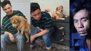 Sau 3 năm gây chú ý, chàng đánh giày câm và chú chó mù khiến ai nấy đều xót xa về hoàn cảnh hiện tại