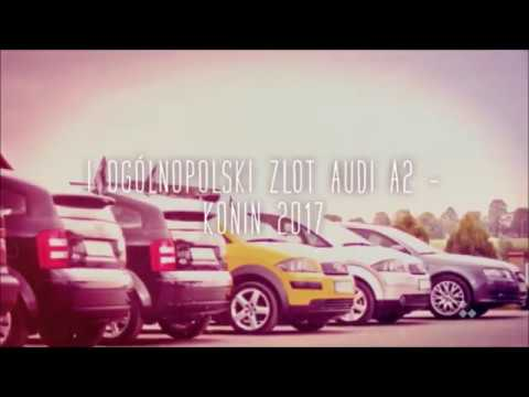 Pierwszy Ogólnopolski Zlot Klubu Audi A2