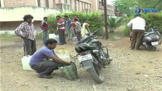 Medak Singoor Manjeera Dam reaches dead storage level - Express TV