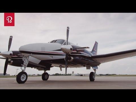 Beechcraft King Air C90GTx Showcase Video