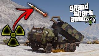 NUOVO SUPER LANCIAMISSILI NUCLEARE SU GTA - M142 HIMARS Artillery - GTA 5 MOD ITA thumbnail