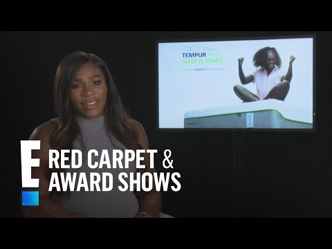 Serena Williams Gives Pregnancy Update | E! Live from the Red Carpet