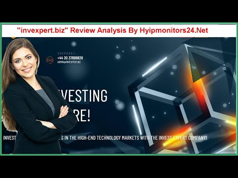 """invexpert.biz"" Review Analysis by hyipmonitors24.net"