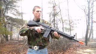 [11.21 MB] JG G3 RAS Airsoft Gun Review