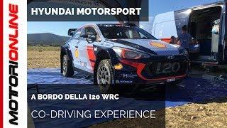 Hyundai Co-driving Experience 2017 | A bordo della i20 WRC