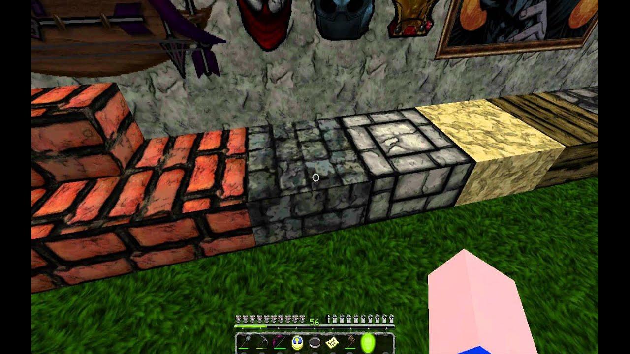 Texture Pack Review: Von Doom Craft - YouTube