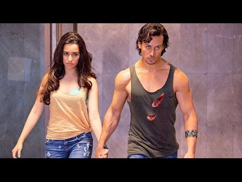 Image result for 2016 film Baaghi, Tiger Shroff and Shraddha Kapoor