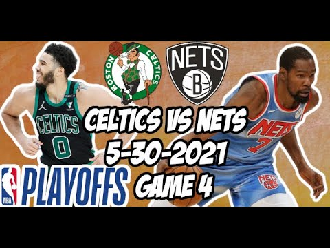 2021 NBA Playoffs: Nets vs. Celtics odds, line, picks, Game 4 ...