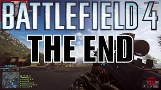Timecast | [Battlefield 4] #7 The End of this one