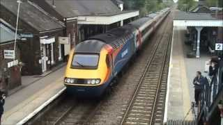 "Mid-Norfolk Railway EMT HST ""The Silver Lining"" 18/05/2013"