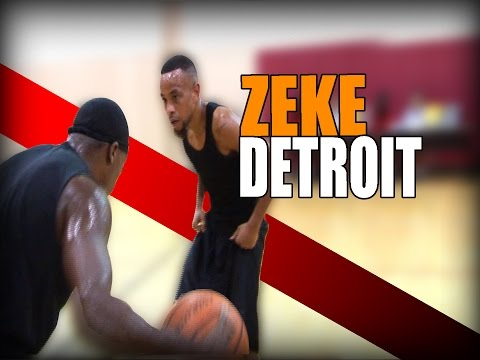 "1 on 1 Basketball Championship ""Zeke vs Detroit"", Game 066 - V1F"