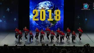 Dancers Edge - DE - 3 (Australia) [2018 Open Hip Hop Finals]
