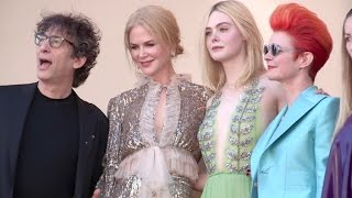 Nicole Kidman, Elle Fanning and more on the red carpet for the Premiere of How To Talk To Girls At P