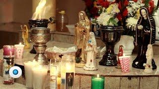 El culto a la Santa Muerte | Reporte Indigo