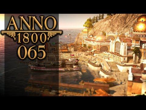 ANNO 1800 🏛 065: Einnahmen über 50k