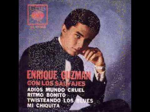 Adios Mundo Cruel Enrique Guzmán Youtube