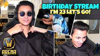 I'M 23 BABY - Birthday Stream Highlights