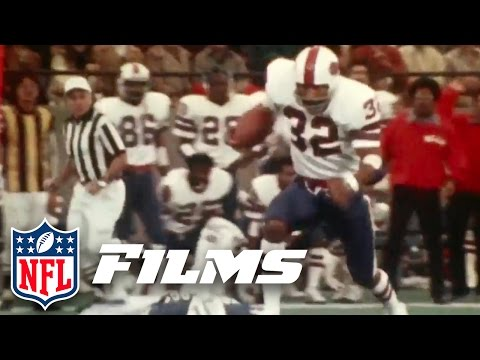 #5 O.J. Simpson Runs for 273 Yards | Top 10 Thanksgiving Day Moments | NFL Films