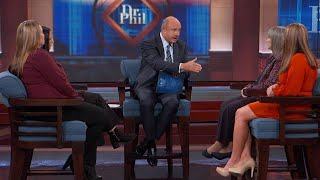 Dr. Phil Tells Mom There's An 'Overwhelming Amount Of Evidence' She Knew Daughter's Father Was So…