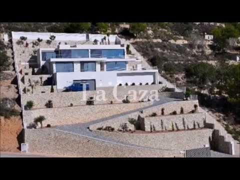 LCV0032 - Benissa - Buying an impressive modern design villa