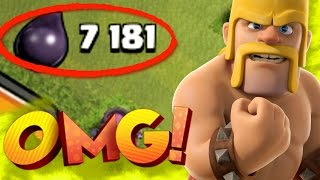Clash Of Clans - WOW! - I'VE NEVER SEEN THIS MUCH LOOT BEFORE!
