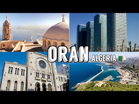 ORAN City Tour, ALGERIA 🇩🇿   جولة في مدينة وهران الجزائر