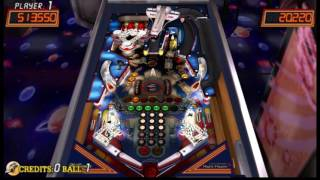 Williams Pinball Arcade Classic [PSP] Pinball Hall of fame Williams collection