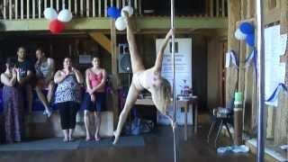 Beautiful Performance from Anastasia Skukhtorova at Taylor's Retreat May 2012