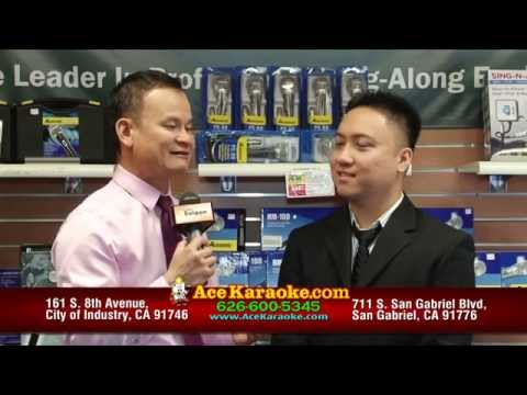 Ace Karaoke talk show- Little Saigon TV 57.7-May 09 2014