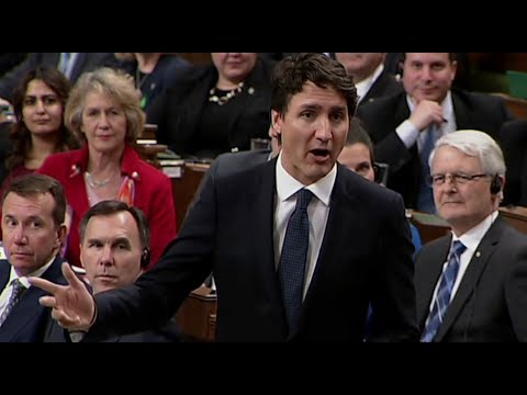 Trudeau Ignores The Border Crisis By Blaming Harper?