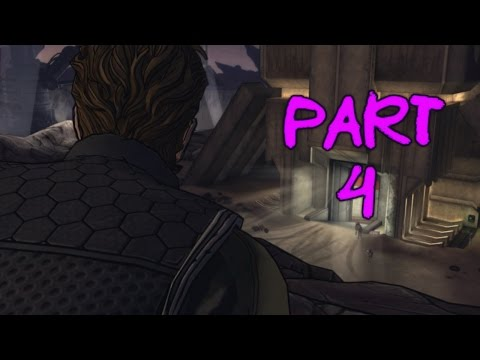 Tales from the Borderlands Gameplay Walkthrough Playthrough Part 4 - The Break in (PC)