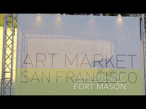 2017 Art Market San Francisco at Fort Mason