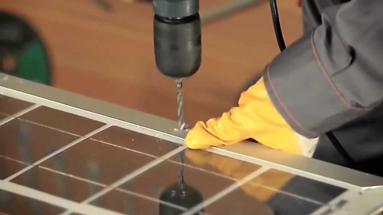 Como Fazer um Painel Solar com o KIT de Energia Solar Residencial