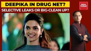 Deepika Drug Chats Emerge: Udta Bollywood Or Full Politics? | Newstrack With Rahul Kanwal
