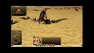 забавный баг в Total War: Rome II