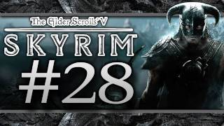 Skyrim Elder Scrolls V - 28 A Blade in the Dark (Main Quest Storyline)