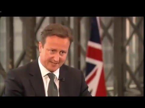 David Cameron: 'Avoiding tax is not morally acceptable'
