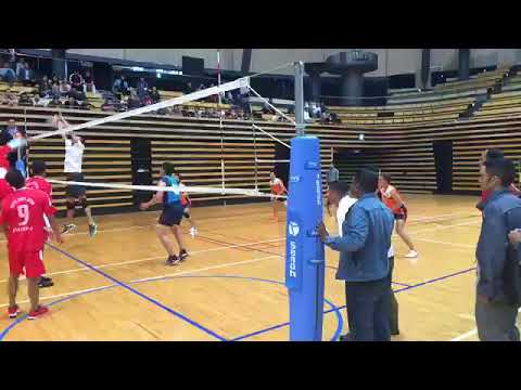 Galkot Sports Club Friendship RunningCup Volleyball Competition SemiFinal Match