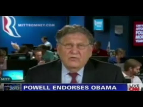 Sununu: Powell Endorsed Obama Because He