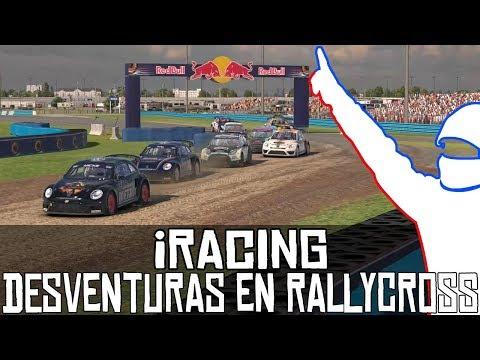 iRacing    Desventuras en el rallycross: Lucas Oil y Daytona