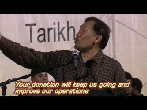 """Anwar Ibrahim: """"Selamatkan Malaysia""""  Save Malaysia Campaign (Pt 2)"""