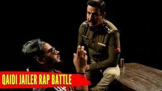Qaidi Jailer Rap battle feat. Lucknow Central | Ronit Roy