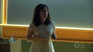 CSHL Assistant Professor Mikala Egeblad, Ph.D. - Cancer Public Lecture