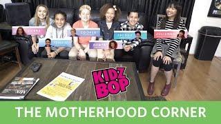 The Motherhood Corner: Breaking Into Show Business With The Kidz Bop Kids