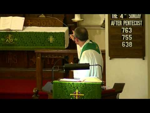 June 21, 2015 Mt. Tabor Lutheran Church Service