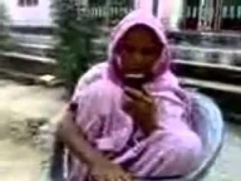 Funny Old Punjabi Women Talking on Phone