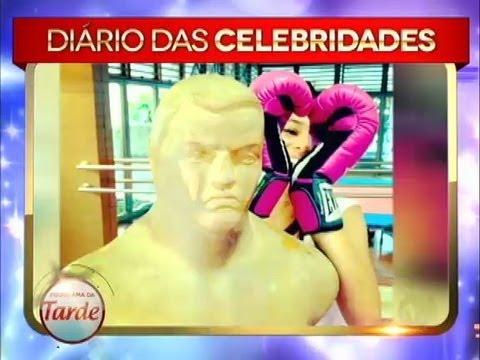 Neymar Que Se Cuide: Bruna Marquezine Está Fazendo Aulas De Boxe